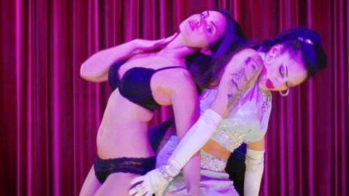 Becoming Burlesque: Trailer 1