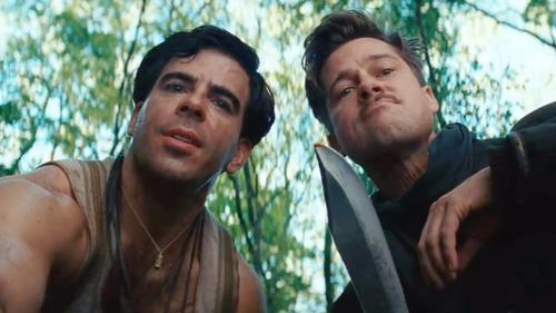 Inglourious Basterds: Trailer 1