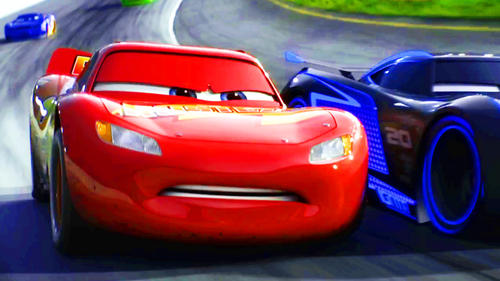 Cars 3: 'The Limit' Trailer