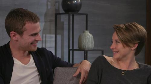 Weekend Ticket: Episode 54 - Shailene Woodley & Theo James