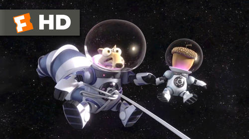 Ice Age: Collision Course - Cosmic Scrat-tastrophe: Animated Short
