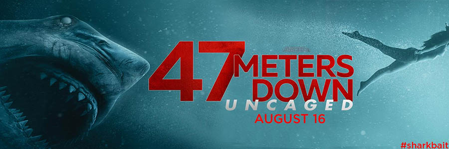 Image result for 47 meters down uncaged