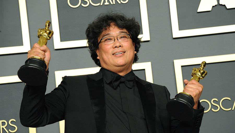 Bong Joon-ho Oscars 2020