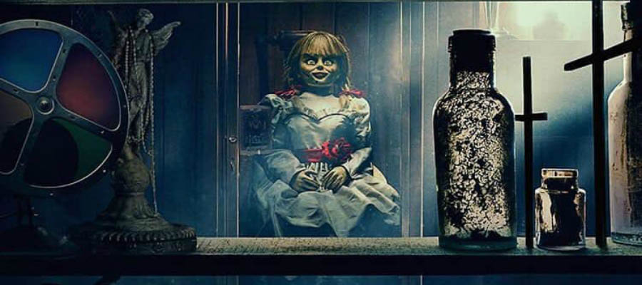 Creepy First Look At Annabelle Comes Home Heres Everything We Know
