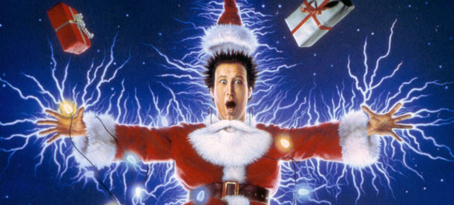 Chevy Chase National Lampoon's Christmas Vacation