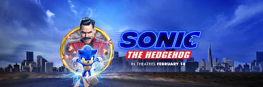 Sonic the hedgehog poster
