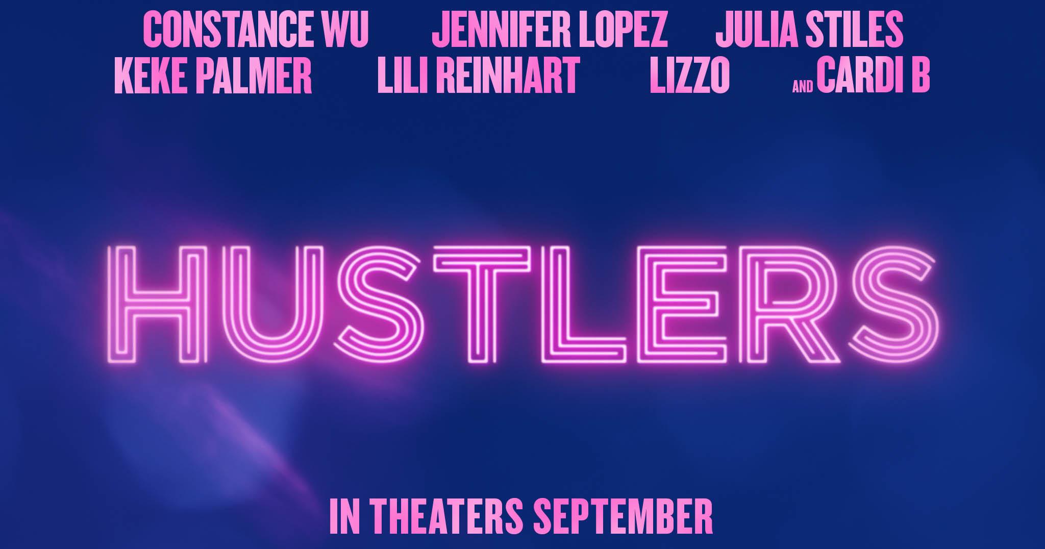Image result for hustlers 2019 poster