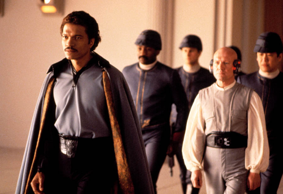 Billy Dee Williams Lando Calrissian Star Wars: The Empire Strikes Back