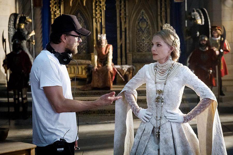Interview Disney S Maleficent Mistress Of Evil Director