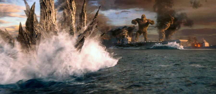 Godzilla vs, Kong