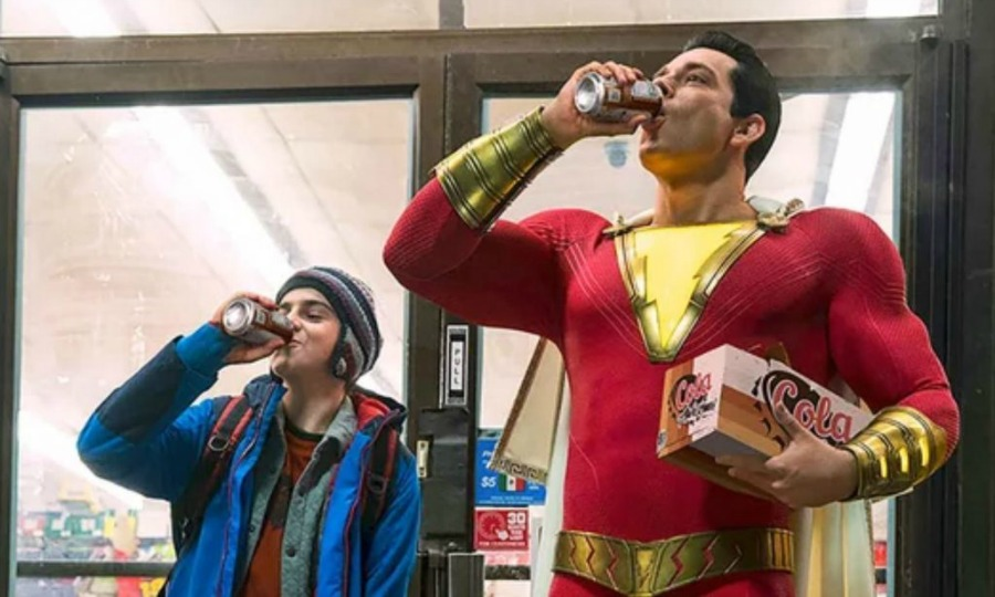 Image result for shazam movie 2019