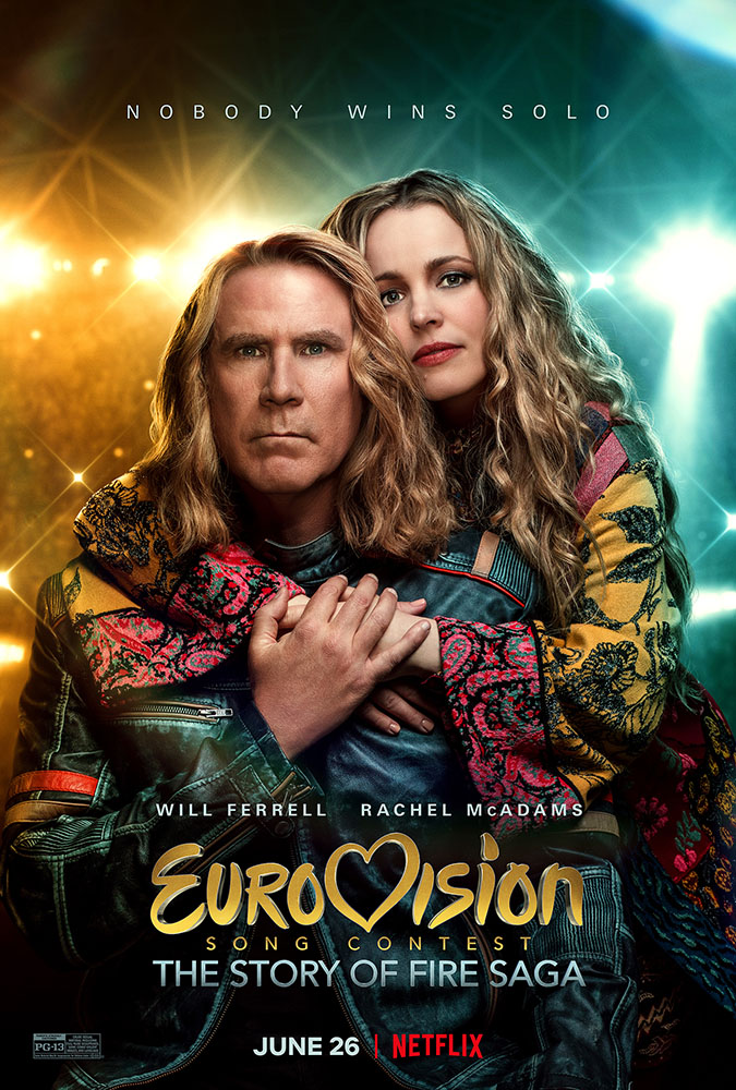 Eurovision Song Contest: The Story Of Fire Saga Husavik