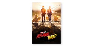 <b>'Ant-Man and The Wasp' Gift With Purchase</b>
