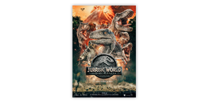 <b>'Jurassic World: Fallen Kingdom' Gift With Purchase</b>