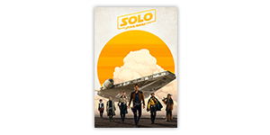 <b>'Solo: A Star Wars Story' Gift With Purchase</b>
