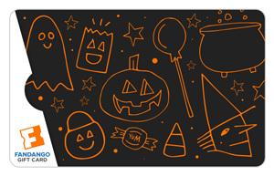 Halloween Occasion Gift Card