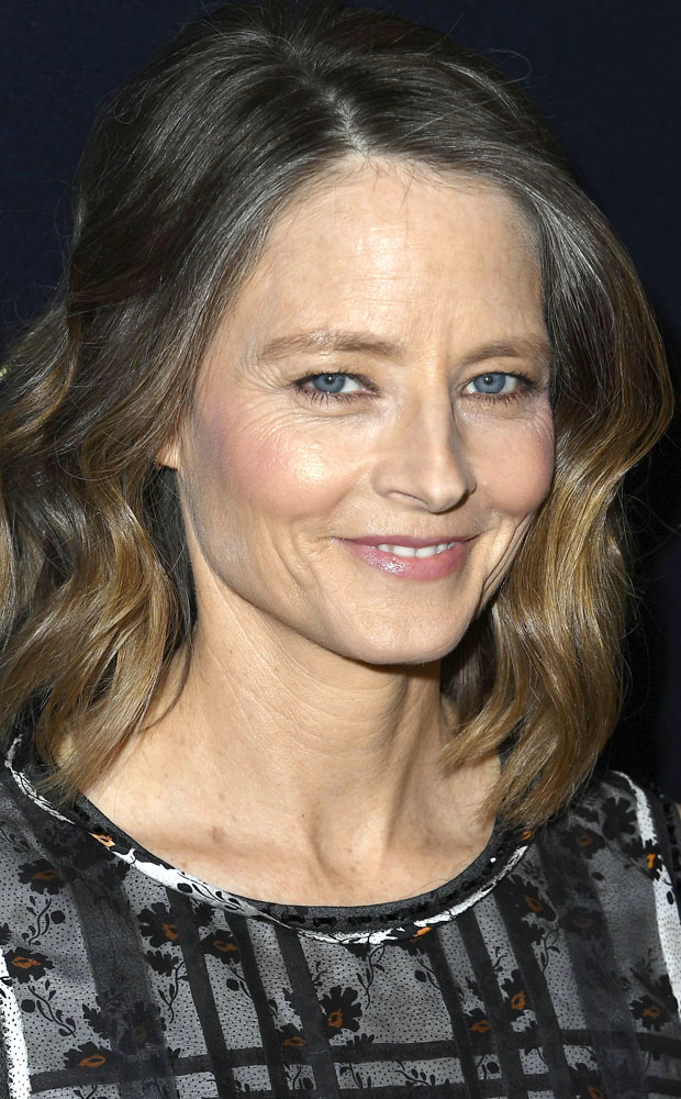 The Mauritanian Jodie Foster