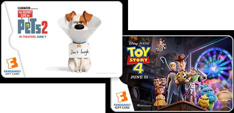Fandango Gift Cards Movie Gift Cards Movie Gift Certificates