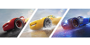 <b>'Cars 3' Free Gift With Purchase</b>