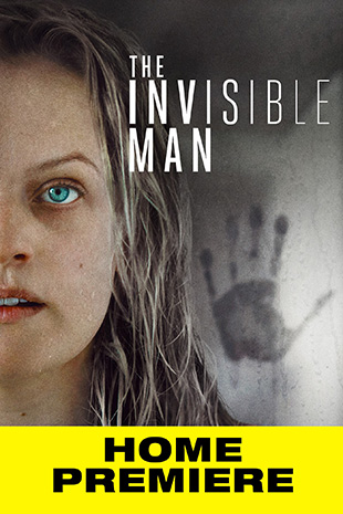 THE INVISIBLE MAN (2020) poster