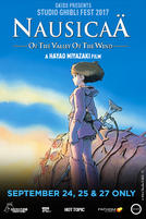 Nausicaä of the Valley of the Wind – Studio Ghibli Fest 2017