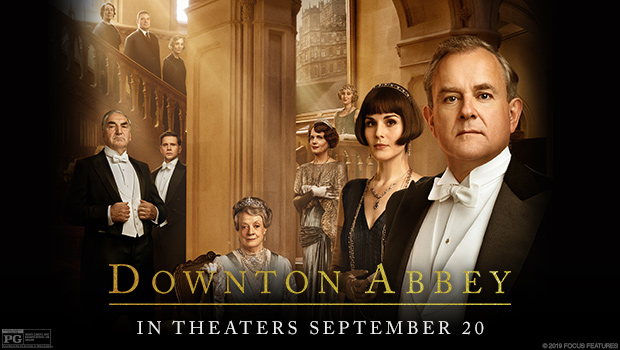 Buy tickets now to see 'Downton Abbey' for a chance to win a script signed by the cast!