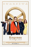 5. Kingsman: The Golden Circle $8.7M