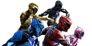 <b>'Power Rangers' Free Gift With Purchase</b>