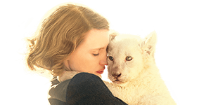 <b>'The Zookeeper's Wife' Free Gift With Purchase</b>