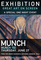 EXHIBITION: Munch 150