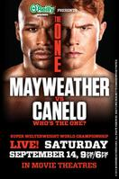 The One: Mayweather vs. Canelo