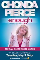 Chonda Pierce: Enough showtimes and tickets