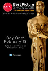 AMC Best Picture Showcase: 2012 Oscar® Nominees – Day 1 showtimes and tickets