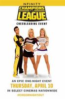 Champions League Cheerleading Event