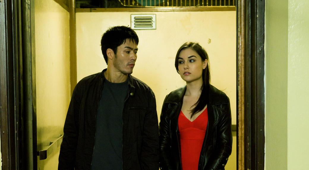The Girl From The Naked Eye 2012 Movie Photos And Stills - Fandango-3327