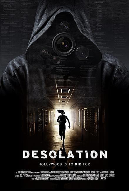 Desolation 2017 Web HD 480p Eng