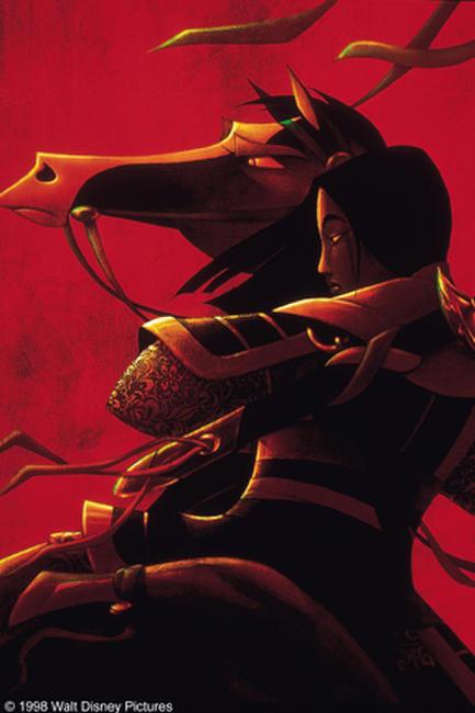 Mulan Photos + Posters