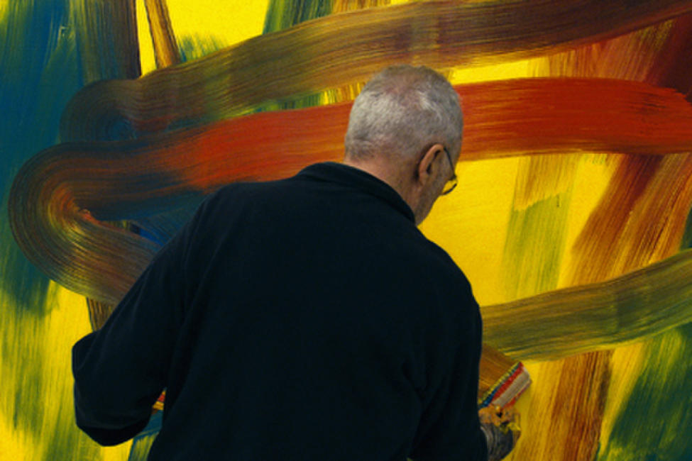 Gerhard Richter Painting Photos + Posters
