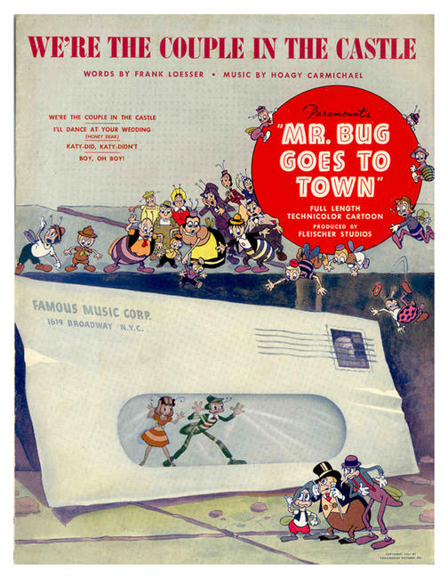 Mr. Bug Goes to Town / Gulliver's Travels Photos + Posters