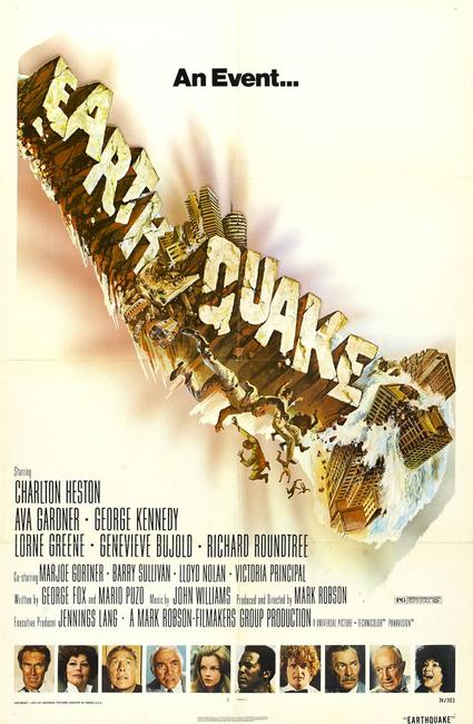 Earthquake / The Towering Inferno / The Poseidon Adventure Photos + Posters