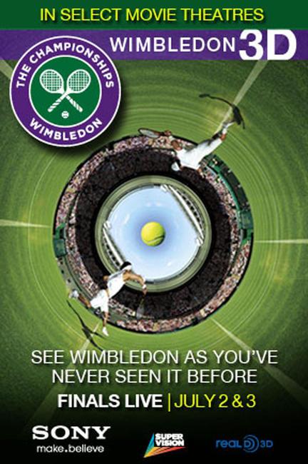 Wimbledon Live in 3D: Women's Finals Photos + Posters