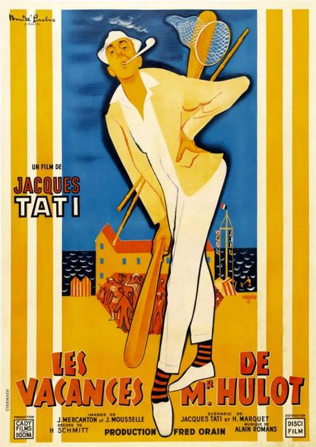 Mr. Hulot's Holiday/Mon Oncle Photos + Posters