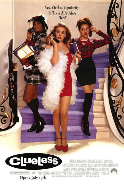 Clueless/ Fast Times at Ridgemont High Photos + Posters