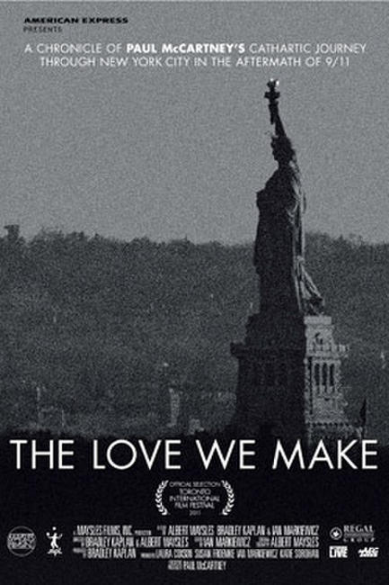 The Love We Make Photos + Posters