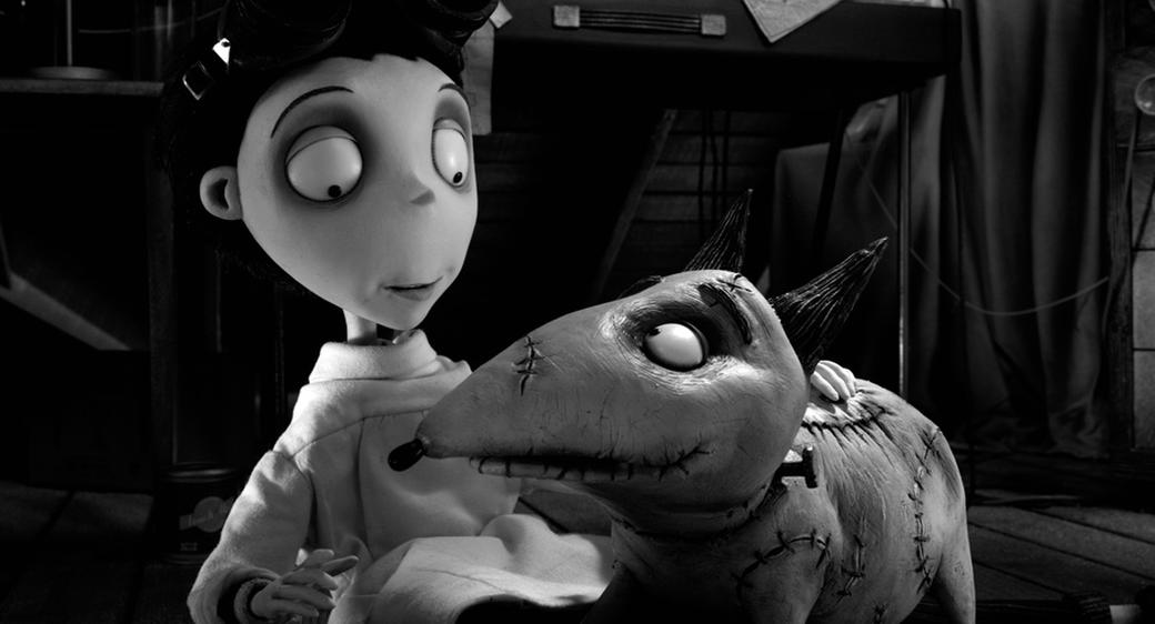 Frankenweenie 3D Photos + Posters