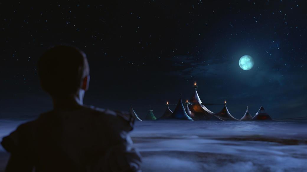 Cirque du Soleil: Worlds Away 3D Photos + Posters
