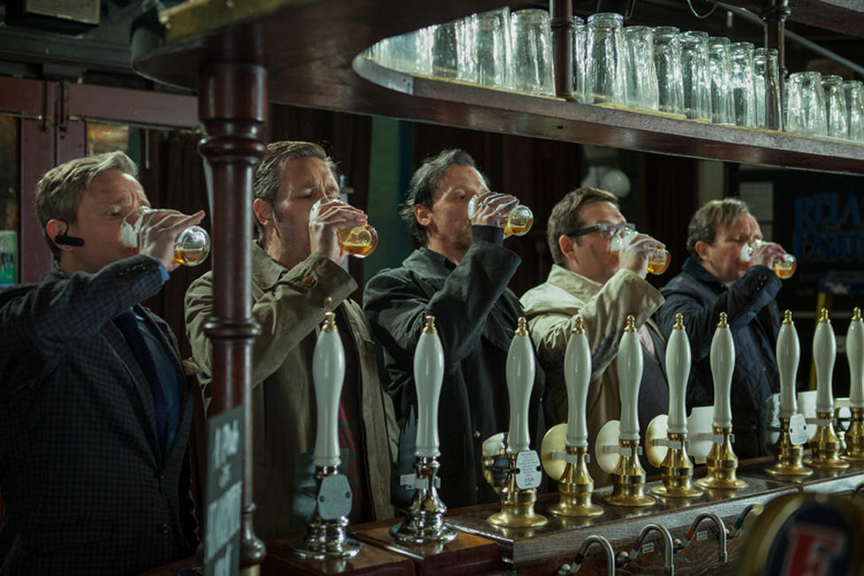 The World's End Photos + Posters