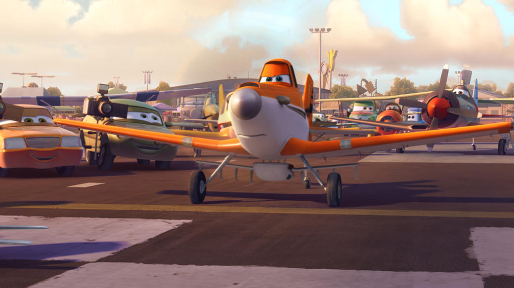 Planes in 3D Photos + Posters