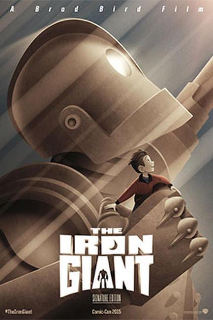 The Iron Giant Photos + Posters