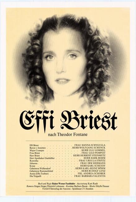 Effi Briest Photos + Posters